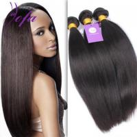 China 6A Grade Remy Virgin Hair Indian Straight Weave Hair Weft Sale on sale