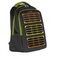 China 8W Solar Panel Backpack Charger Popular Solar Charging Bag China Solar Power Backpack on sale