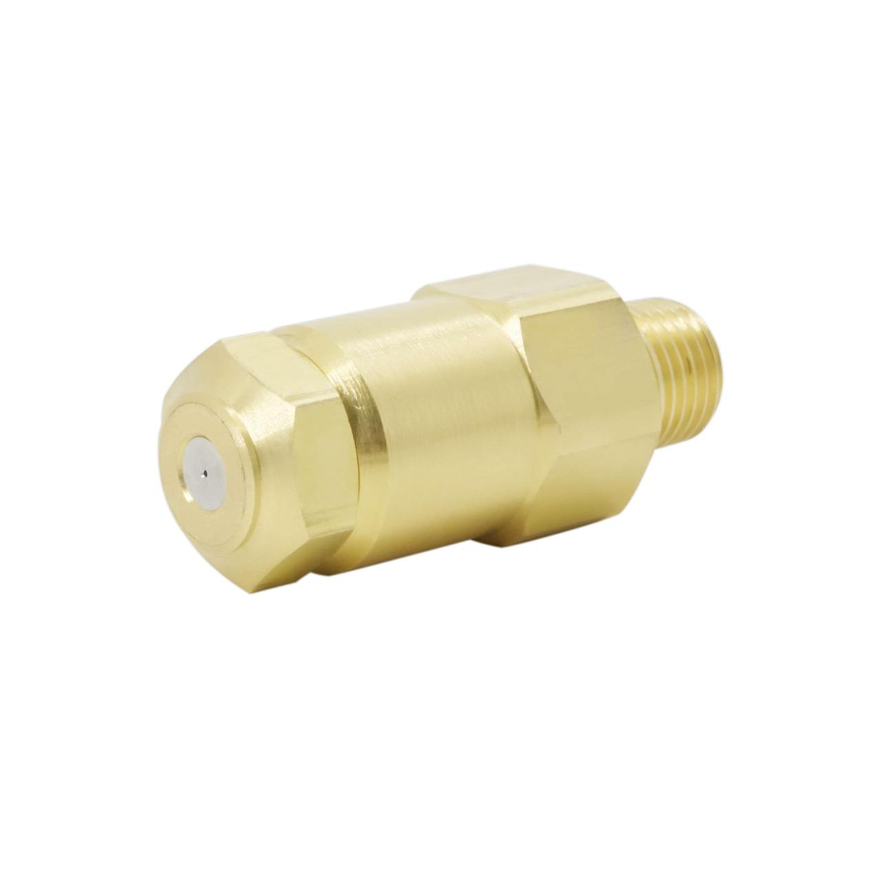 China Air Atomizing Nozzles Hydraulic Fine Atomizing Fogging Nozzles - AAZ Series on sale