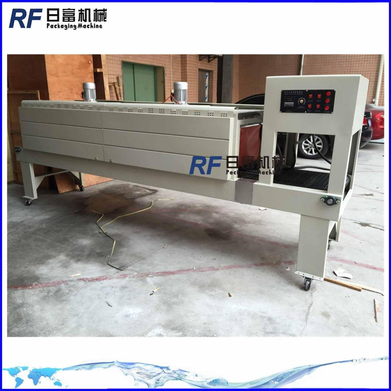 China Thermo shrink wrapping machine tunnel on sale