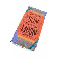 Buy cheap Enjoy Sun and Moon Beach Towel Blanket LC42105-22 from wholesalers