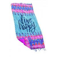 Buy cheap Live Happy Beach Towel Blankets LC42112-22 from wholesalers