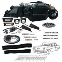 Buy cheap Vintage Air 1957 Chevy Gen IV SureFit Tri 5 Air Conditioning 4 Vent Evaporator Kit 561058 from wholesalers