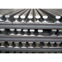 Quality JIS E 1103/1101 Steel Crane Rail Japan Standard Railway Steel 15KG/22KG/30A/37A/50N/CR 73/CR 100 wholesale