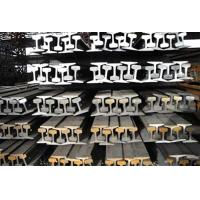 Quality South African Standard Steel Rail 15KG 22KG 30KG 40KG 48KG 57KG wholesale
