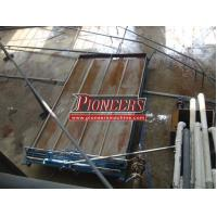 Quality Placer Mining Carpet Chute/Blanket Sluice wholesale