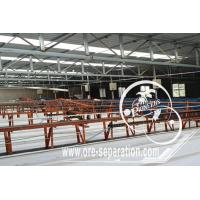 Buy cheap Placer Mining CNC Blanket Washing Chute from wholesalers