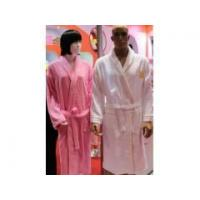 Quality Waffle fabric outer+Terry fabric Inner 100% cotton Hotel Bathrobe wholesale