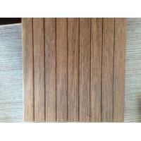 Quality Strand Woven Bamboo Material for Outdoor Flooring Decking wholesale