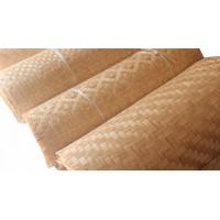 Quality Woven Bamboo Matting Design for Celling or Walls wholesale