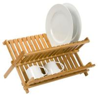 Bamboo Kitchen Drying Towel Rack with Nice Price