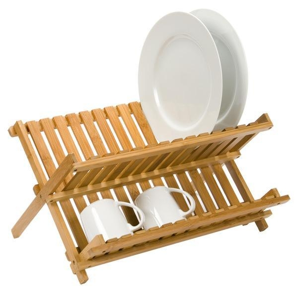 Cheap Bamboo Kitchen Drying Towel Rack with Nice Price for sale