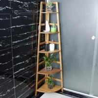 Buy cheap Bamboo bathroom space saver from wholesalers