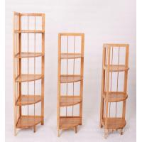 Buy cheap Bamboo toilet storage shelf from wholesalers