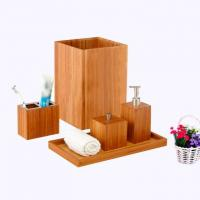 Buy cheap Natural Bathroom Accessoriess Bamboo Box from wholesalers