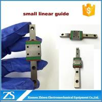China Linear Guide Rails Precision Supported Miniature Curved Linear Ball Slides on sale