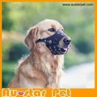 Buy cheap Comfortable Breathing Leather Pet Muzzle, Custom Dog Mouth Mask, Mouth Cover from wholesalers