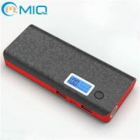 Buy cheap 10000mAh LCD Screen Power Bank with LED Flashlight from wholesalers