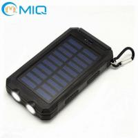 Quality Waterproof Solar Power Bank Solar Charger with Compass wholesale