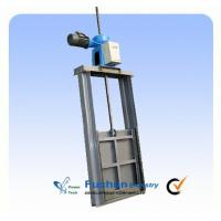 Quality Sluice Gate-Gate With Hoisting Device wholesale