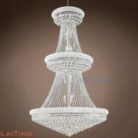 Huge size hotel lobby factory lighting chandelier made in China 63028