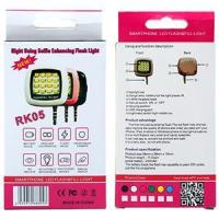 Quality Essential Ceap Price Sync Led Flash for Selfie products RK05 Is Released wholesale