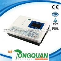 Buy cheap Good quality Three channel digital ECG machine MSLEC16S from wholesalers