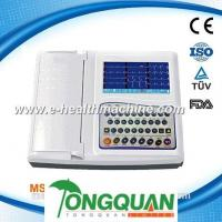 Buy cheap MSLEC21S—Clinic Examination 12 Channel ECG Machine with High Quality from wholesalers