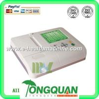 Buy cheap Six channel cheap ECG machine( MSLEC06D) from wholesalers