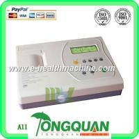 Buy cheap Three channel with interpretive ECG machine-MSLEC03D from wholesalers