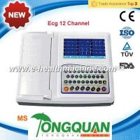 Buy cheap ECG-MSLEC21S 12 Channel Digital Electrocardiograph Portable ECG for sale from wholesalers