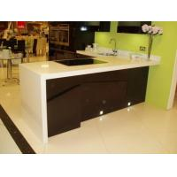 Quality Quartz Artificial Stone Kitchen Quartz Worktops Sinks wholesale