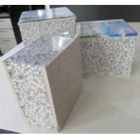 China Precast Concrete EPS Cement Sandwich Wall Panels For Warehouse on sale