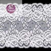 China 100%Cotton Embroidery Lace Fabric Fashion Style for Woman Clothes on sale