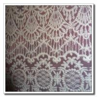 China Embroidery Lace Guipure Lace Fabric By The Yard on sale