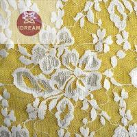 Quality Embroidery Lace Canvas Fabric wholesale