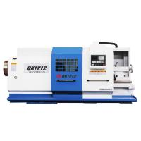 Quality QKA1212 oil country CNC pipe threading/Screw-cutting lathe for large hole pipe fitting wholesale