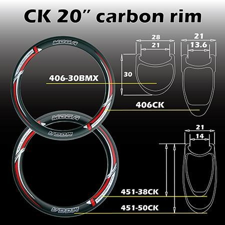 Cheap Full Carbon Clincher for sale