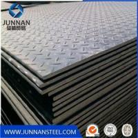 Quality High quality hot selling black checker plate wholesale