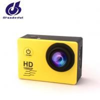 Quality Hot Sell Mini Water Resistant Outdoor Sports Camera with RoHS Certificate wholesale