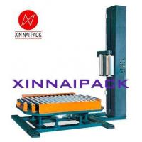 Quality XN-4000A Automatic Pallet Online Pre-Stretch Wrapping Machine wholesale