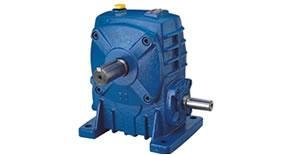 Cheap WP Worm gear reducer for sale