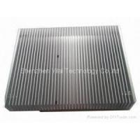 A0-heatsinks Large extruded heatsink customed by customer design