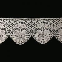 China Fashion guipure embroidery Chemical lace Trim For Clothing on sale