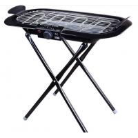 Quality Stand Electric Barbecue Grill Outdoor Korea Restaurant Adjustable BBQ Electric Grill wholesale