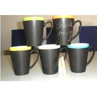 China and Personal Item No:ceramic-50|Desc:Chalk mugs on sale