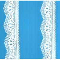 China J.ideal French lace trimming 3.2cm bridal lace trim XR6011 on sale