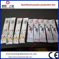 Quality expanded nutritional rice powder production line wholesale