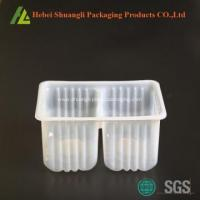 China Disposable plastic cheap cake boxes wholesale on sale