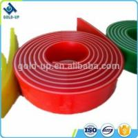 PU screen printing squeegee for T shirt printing